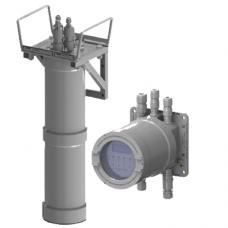 Взрывозащищённый оптико-абсорбционный стационарный газоанализатор ЕН2000В
