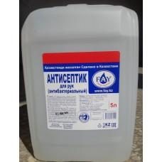 FAY антисептик для рук (антибактериальный) 5 л Канистра