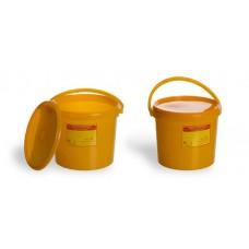 Контейнер  для сбора мед.отходов 1л.