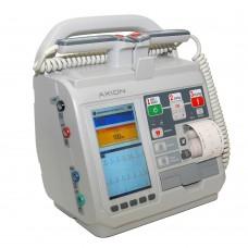 Дефибриллятор-монитор ДКИ-Н-11 АКСИОН (ЭКГ, SPO2, НИАД, ЭКС) с функцией автоматической наружной дефибрилляции(АДН) АКСИОН