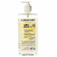 Детское жидкое мыло Бэйбисофт 1 литр