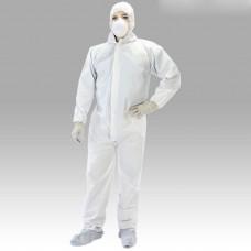 Защитный костюм из мельтблауна